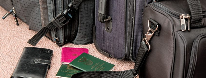 Keep your passport on you at all times