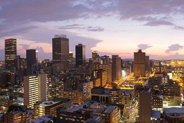 Johannesburg-Flight-Booking